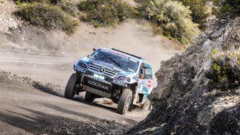 Silva ganó la 1ª etapa en el Rally del Norte