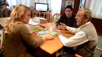 Marcela Pozzuoli destacó el proyecto de Quiroga de regionalizar el tratamiento de residuos.