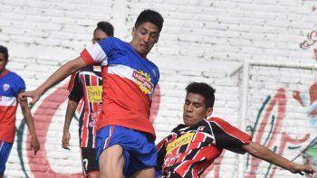 En cancha de Sapere, el local y Atlético no se sacaron diferencias.