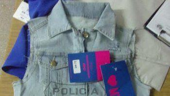Las prendas robadas fueron restituidas a sus dueños.