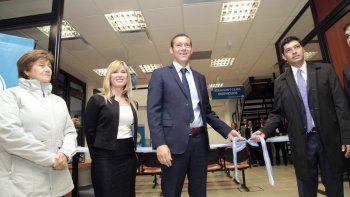 el bpn inauguro su nuevo edificio en el barrio alta barda