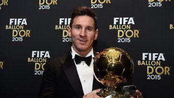 cuatro argentinos en el listado de jugadores para el balon de oro 2016