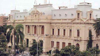El hombre trabaja en la Casa de Gobierno provincial desde 2011.