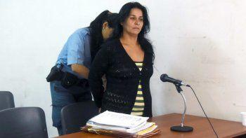 Nancy Valenzuela intentó reanimar a su marido después del hecho.