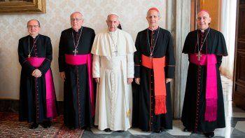 la iglesia dispuso abrir sus archivos de la dictadura