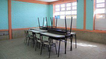 continuan suspendidas las clases en el turno tarde en ocho ciudades de la provincia