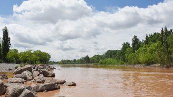 Los ríos seguirán bajos. Las lluvias recientes no fueron aprovechadas.