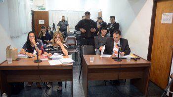 el policia acusado de balear a un gremialista seguira preso