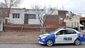 La casa de la calle Fray Luis Beltrán al 600 fue la escena donde Pablo Díaz asesinó a su mujer de un escopetazo.
