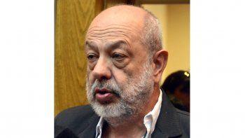 El diputado Luis Sapag revalorizó las inversiones petroleras.