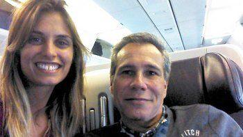 Otros tiempos. Cocucci viajaba con el fallecido fiscal Alberto Nisman.