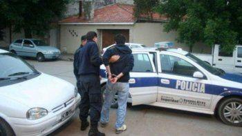Hasta los testigos del robo dijeron que él tuvo una actitud muy pasiva.