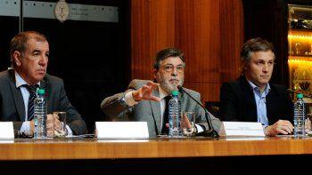 El titular de la entidad, Alberto Abad, informó sobre la histórica denuncia.