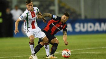 San Lorenzo perdió ante Palestino