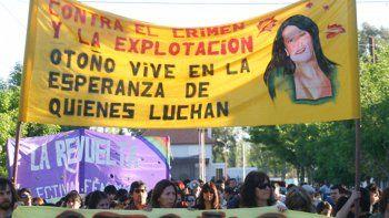 Como cada año, se realizará una marcha para exigir justicia por Otoño.