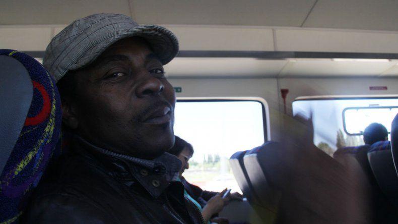 Postales de un viaje en tren