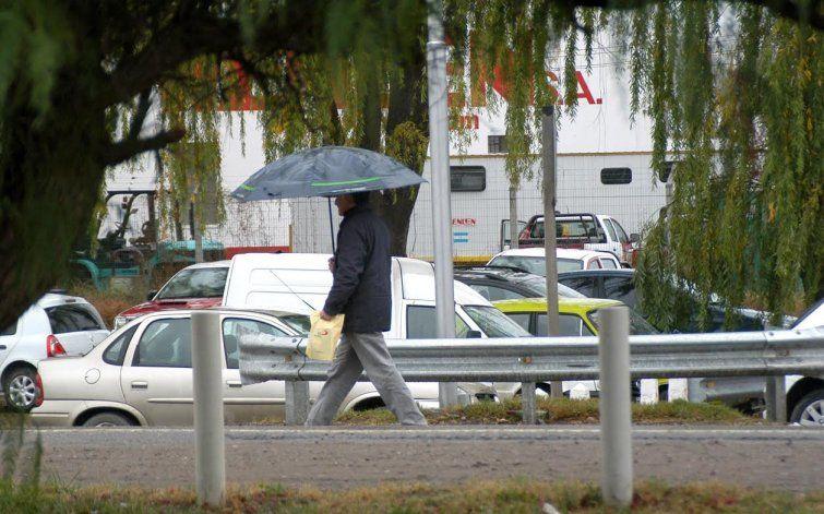 La AIC está pronosticando formación de tormentas eléctricas con probables lluvias y chaparrones.