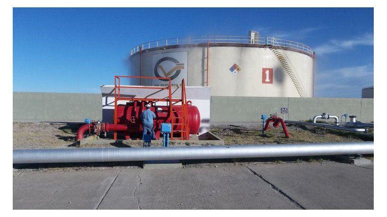 Oldelval denunció el robo de 120 mil litros de petróleo en Cervantes