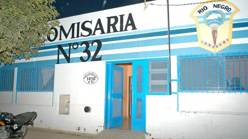 La denuncia se efectuó en la sede de la Comisaría 32.