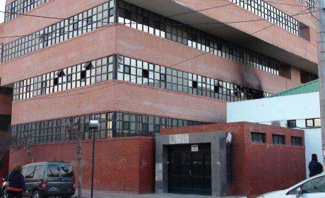 La denuncia se perdió durante un incendio en los tribunales de la capital provincial.
