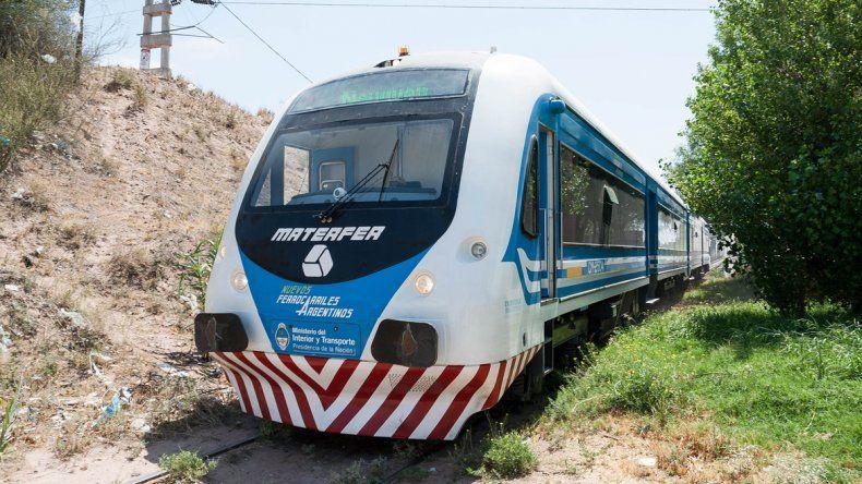 Viajan a Buenos Aires para pedir la ampliación del recorrido del tren