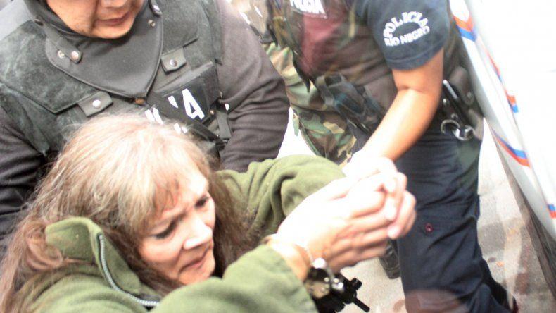 Laila Díaz fue condenada a 30 años de prisión por el crimen de Carla Milla.