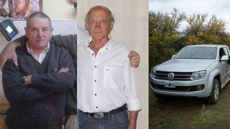 Mario Sanchez e Inocencio Espinazo están desaparecidos desde el viernes.