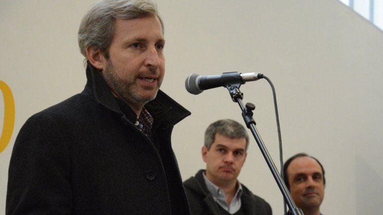 El futuro es espectacular para la Argentina, dijo Rogelio Frigerio
