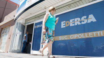 provincia amenazo con vender acciones de edersa si no saldan una deuda millonaria