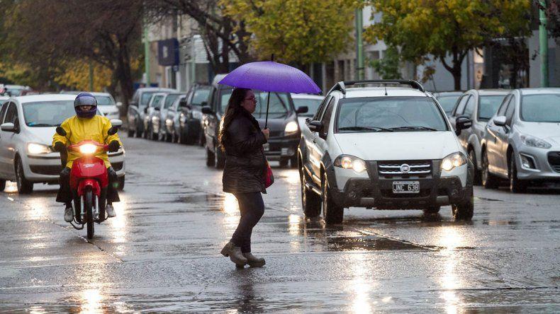 Lluvias, chaparrones y frío para el Día de la Madre