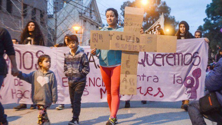 #NiUnaMenos para poner freno  a los femicidios