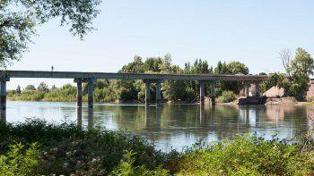 el puente de la isla jordan se inaugurara el lunes 31