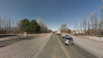 La mujer fue apuñalada en la Ruta 22, a la altura de María Elvira
