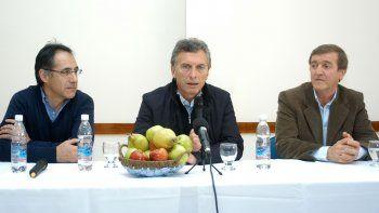 Wisky y Tortoriello son los principales referentes en Río Negro de Cambiemos, espacio liderado por Mauricio Macri.