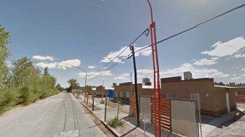 El osado robo ocurrió en una casa de un plan de viviendas en Ferri.