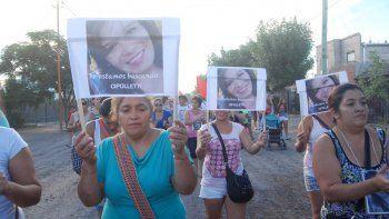 Tras su desaparición, familiares y amigos de Vera se movilizaron.