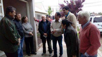 el pro cipoleno se unio al timbreo nacional y salio a los barrios