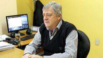 El secretario de Economía, Edgardo Molinaroli, ajusta los números.