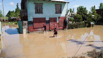 el ministro de salud descarto la emergencia sanitaria en cipolletti tras el temporal
