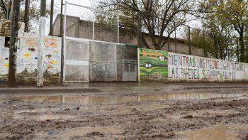 tres escuelas continuan sin clases tras el temporal