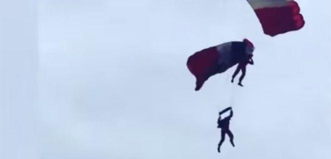 Se tiró desde una montaña y nunca se le abrió el paracaídas