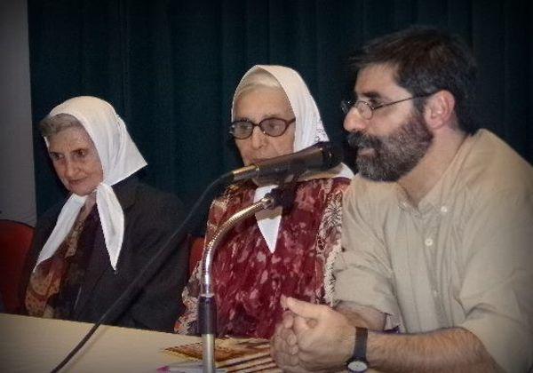 Pablo Montanaro presentó en la UNCo Resplandor  de Madres