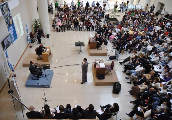 Neuquén, sede del III Congreso de Juicio por Jurados