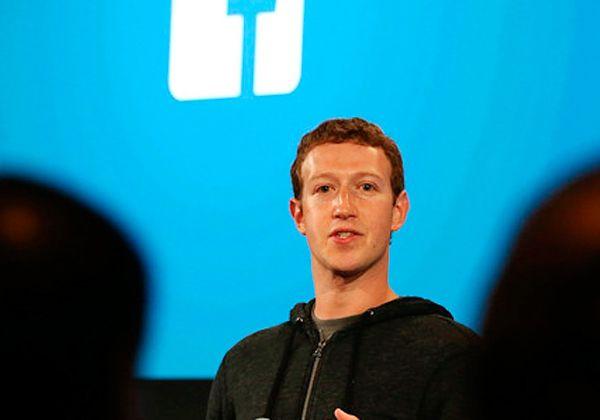 Hackearon las cuentas oficiales del fundador de Facebook