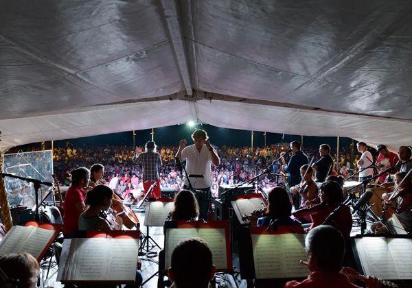La Orquesta Sinfónica se prepara para llegar al Colón