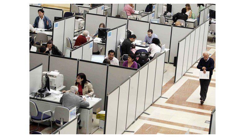 El empleo público ocupa al 14,7% de los trabajadores
