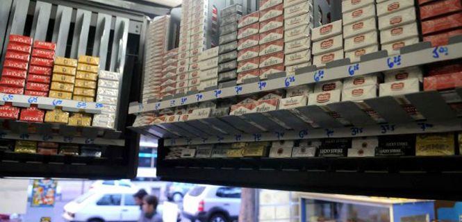 En Rincón de los Sauces cobran hasta 80 pesos los cigarrillos