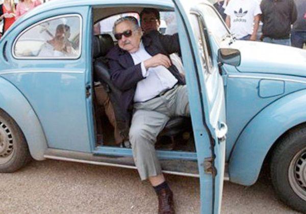 Pepe Mujica debuta como actor en Traigan el porro