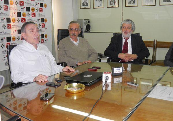 Nación financiará desarrollo de fibra óptica en la región