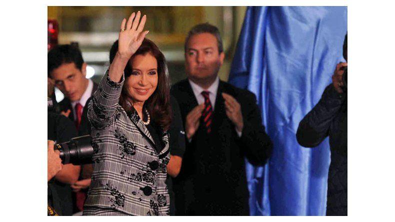 Cristina: SIAM estaba en ruinas, como el país en 2002
